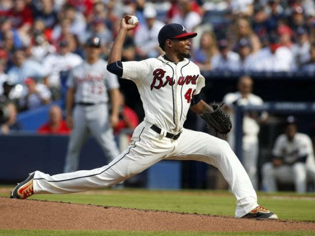 Tigers miss out on playoffs as Braves' Julio Teheran fans 12