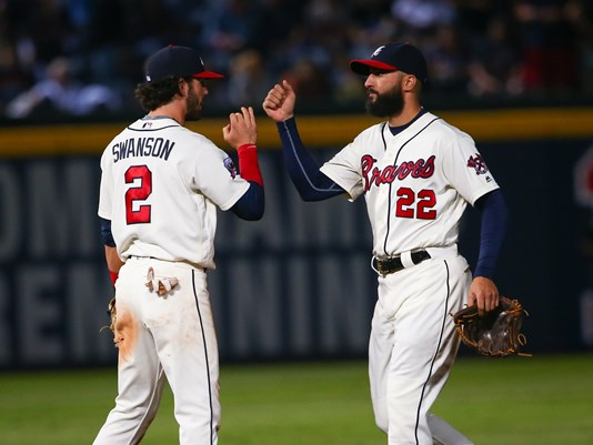 Braves dampen Tigers' playoff hopes with 5-3 win