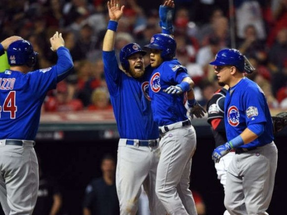 Cubs rout Indians 9-3, send World Series to deciding Game 7