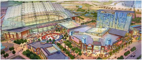 Arlington voters approve public money for new Rangers stadium