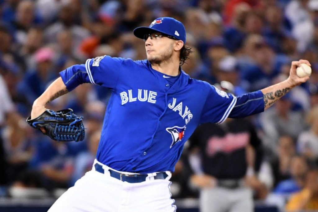 Brett Cecil agrees on a four-year, $30.5M deal with Cardinals