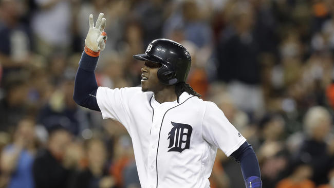 Marlins sign outfielder Cameron Maybin to a one-year deal