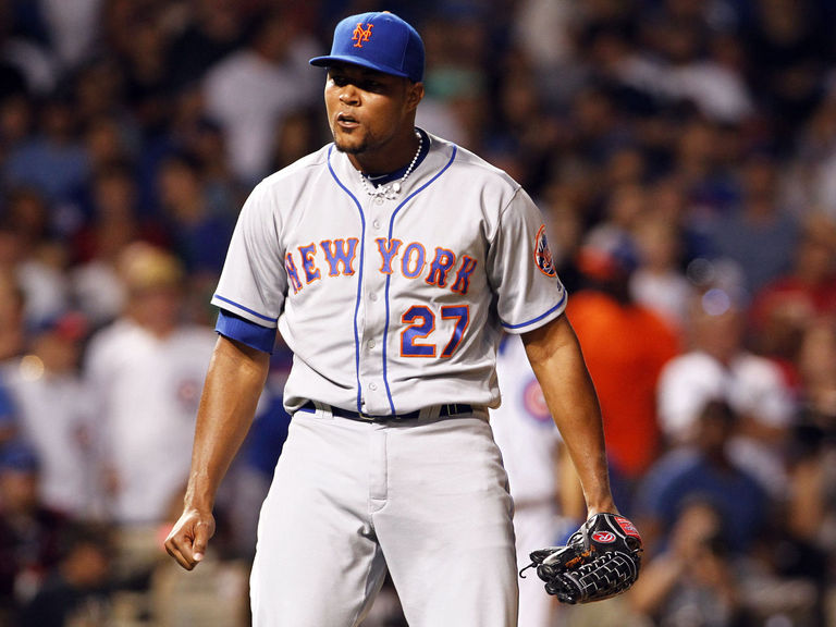 Alderson: Mets 'extremely disappointed' over Familia arrest