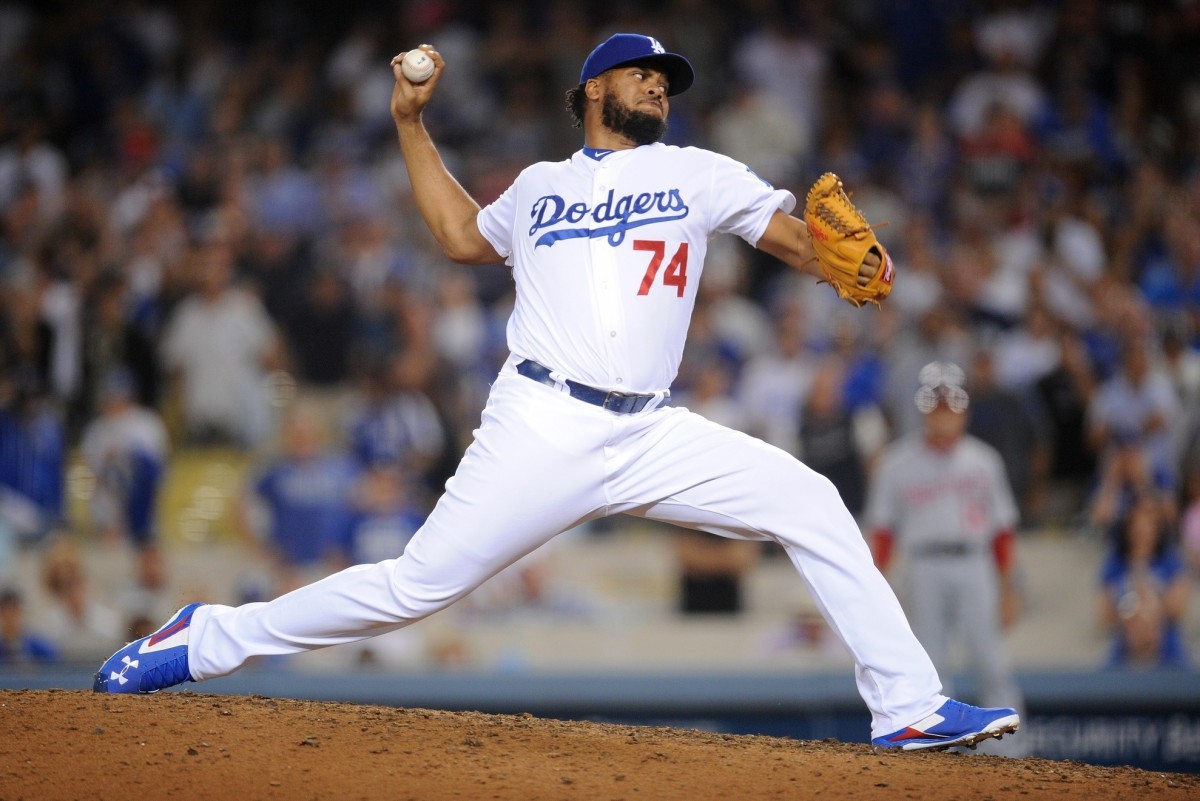 Kenley Jansen agrees to a five-year, $80M deal with Dodgers
