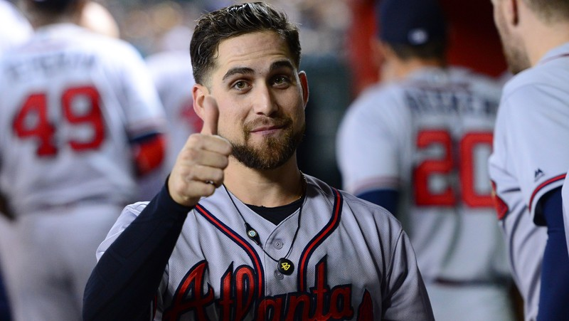 Ender Inciarte agree to 5-year, $30.525M contract extension with Braves