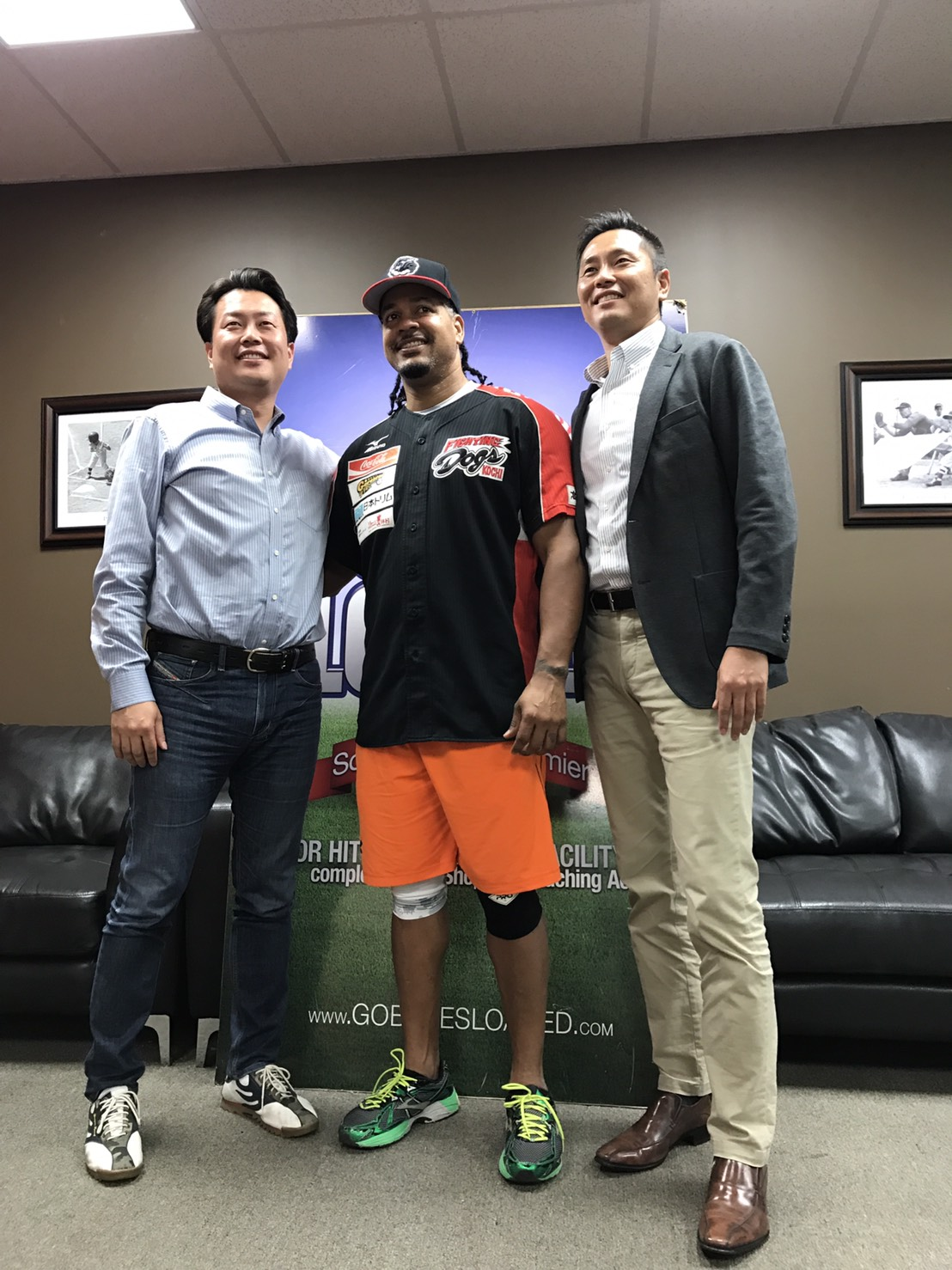 Manny Ramirez to make comeback in Japan