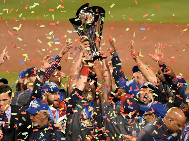 US routs Puerto Rico 8-0 to win WBC behind dominant Stroman