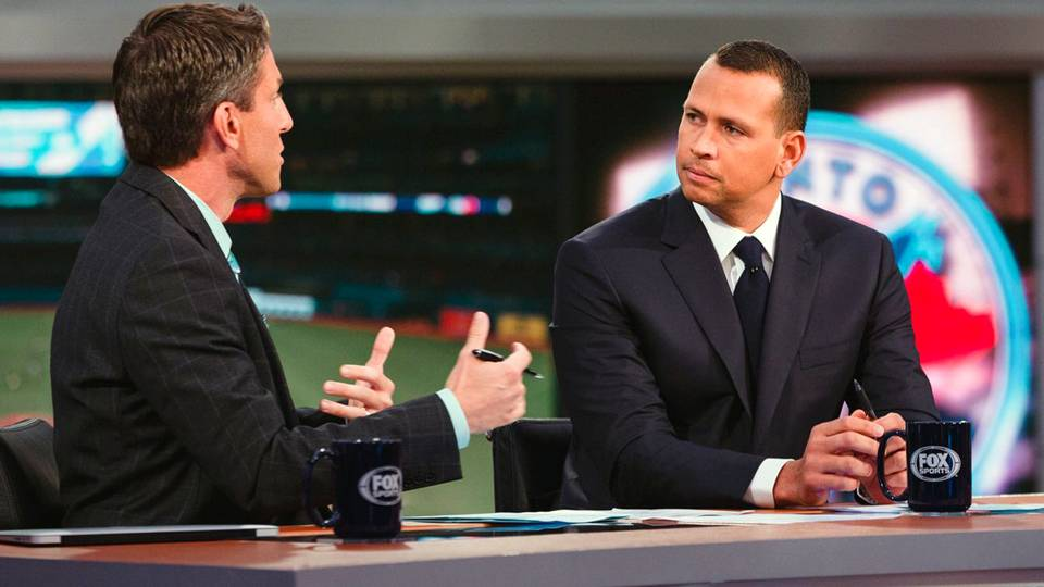 A-Rod joining ESPN's 'Sunday Night Baseball'