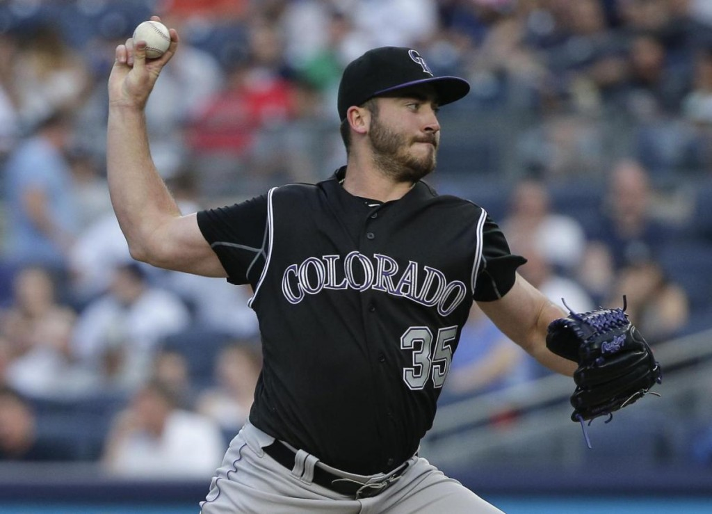 Chad Bettis to undergo chemotherapy after testicular cancer returns