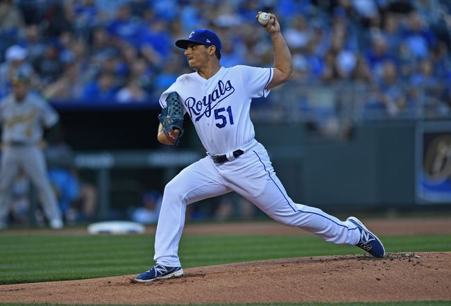Vargas dazzles as Royals win 3-1 to snap 8-game skid vs A's
