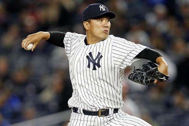 Yankees place  Masahiro Tanaka on the 10-day DL with right shoulder inflammation