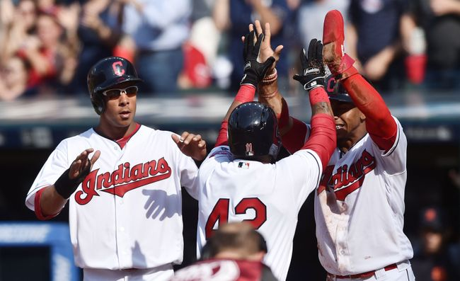 Ramirez has 6 RBIs as Indians rout Verlander, Tigers 13-6