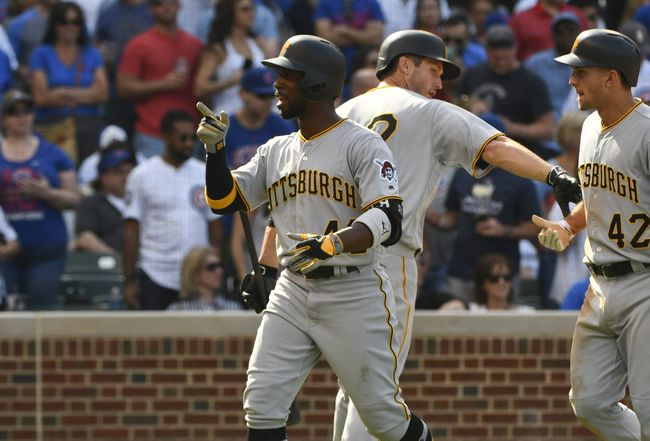 McCutchen's 3-run homer 7th helps Pirates beat Cubs 8-6