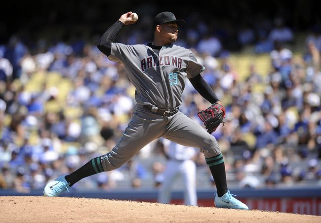 Iannetta, Walker lift D-backs over Dodgers 3-1
