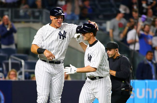 Bird breaks out, Yankees sweep Cards 9-3 for 7th straight