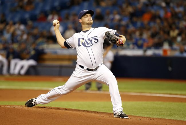 Andriese outpitches Fulmer as Rays beat Tigers 5-1