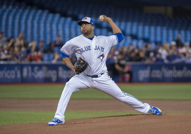 Astros acquire Francisco Liriano from Blue Jays