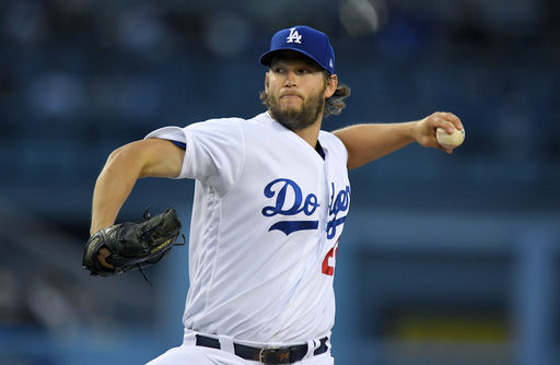 Kershaw fans season-high 10, Dodgers beat Rockies 4-2