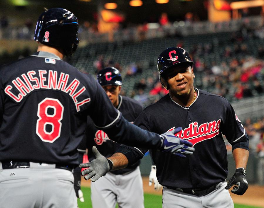 Ramirez, Tomlin pace Indians past Twins, 11-4