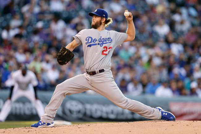 Kershaw solid over 7, Dodgers beat Rockies 6-2