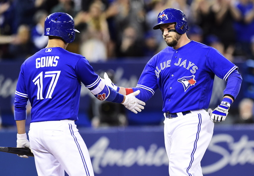 Pearce, Smoak hit homers as Blue Jays beat Mariners 7-2