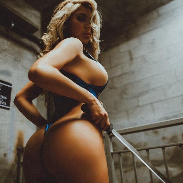 Valeria Orsini Latina Fitness Goddess Part Thenipslip 1