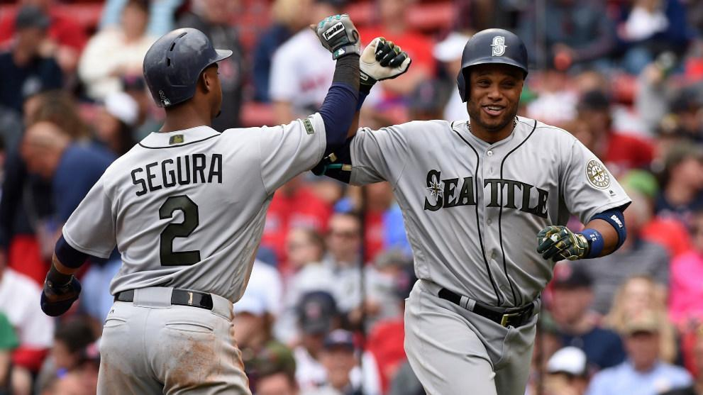 Cano, Heredia homer in Mariners' 5-0 win over Red Sox