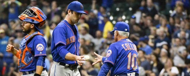 Brewers top Mets; Matt Harvey allows 3 HRs in return from suspension