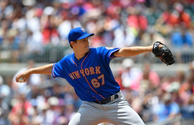 Lugo shines in season debut, Mets beat Braves 2-1