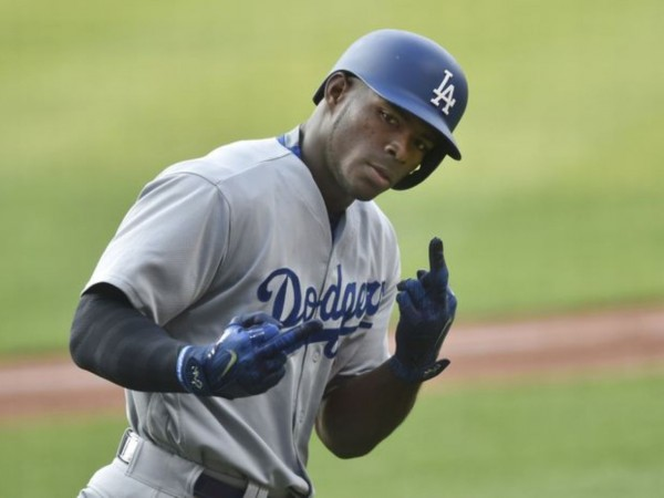 Yasiel Puig suspended one game for obscene gesture