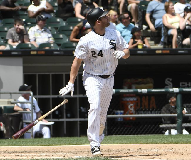 Davidson homers for 4th straight game; White Sox top O's 5-2