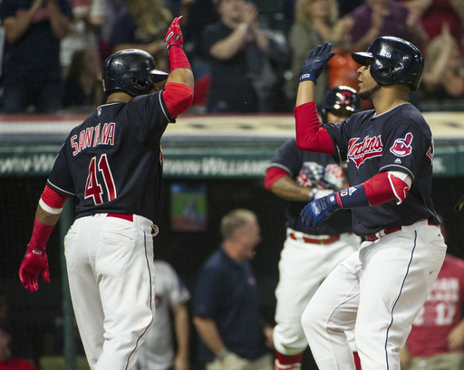 Encarnacion, Kluber lead Indians past White Sox 7-3