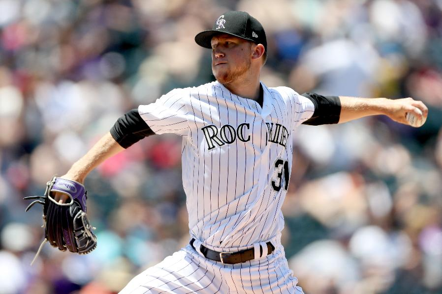 Freeland helps Rockies beat Indians 8-1 for 4th straight win