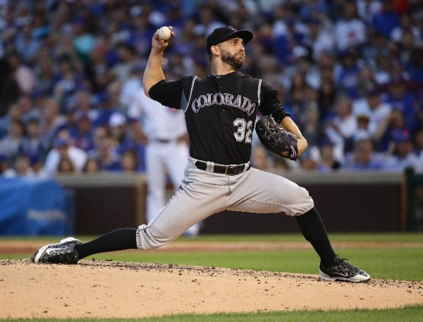 Tyler Chatwood signs a 3-year, $38M deal with Cubs