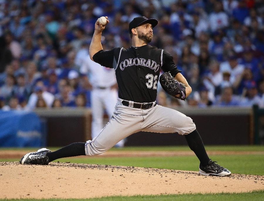 Chatwood, LeMahieu lead Rockies to 4-1 win over Cubs