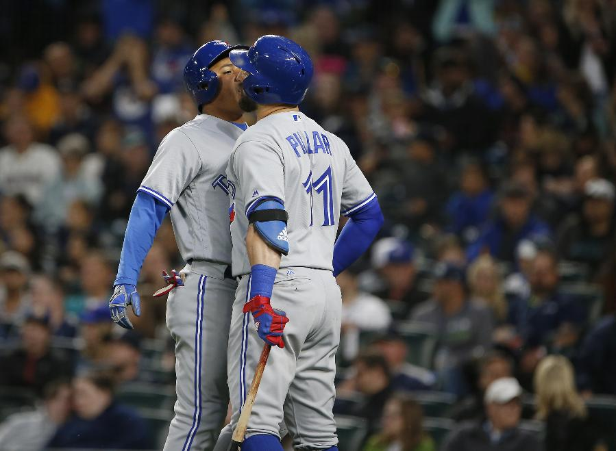 Blue Jays use trio of home runs to knock off Mariners 4-2