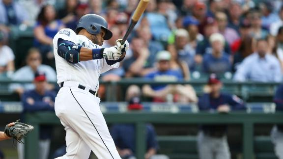 Cano, Seager power Mariners past Twins 12-3