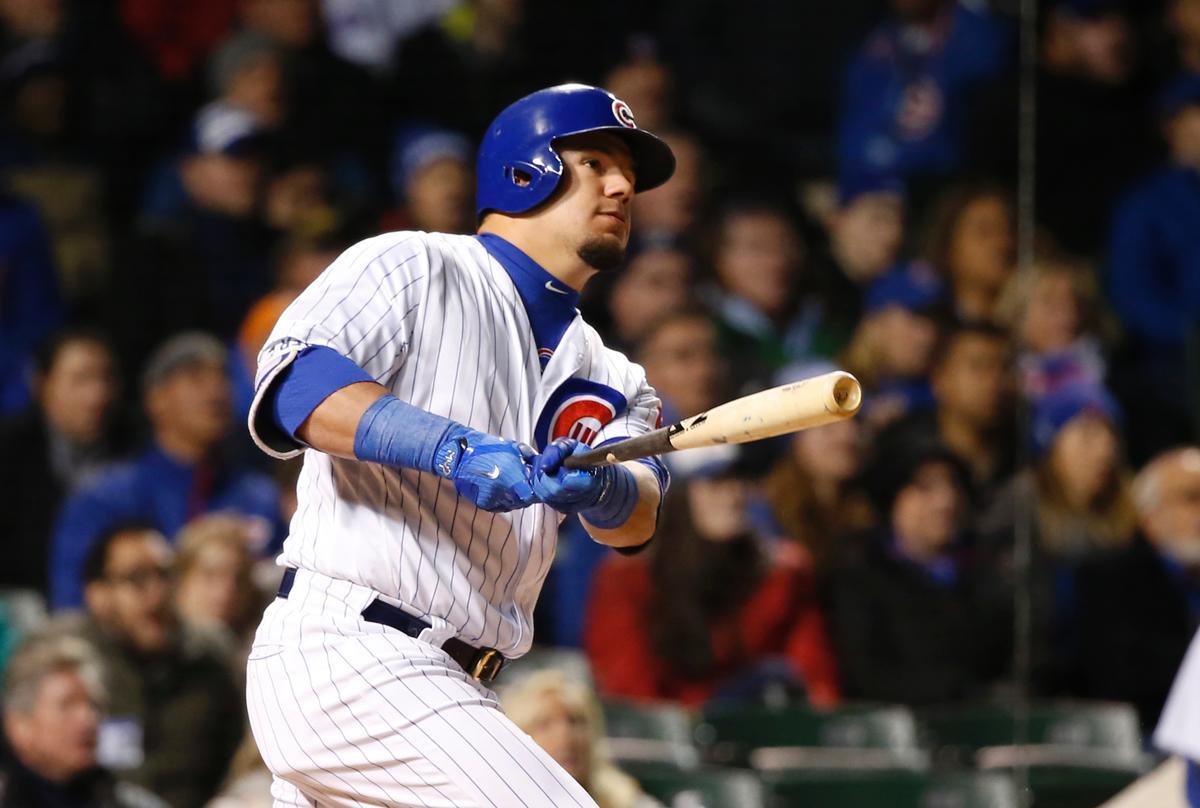 Cubs send struggling Kyle Schwarber to Triple-A