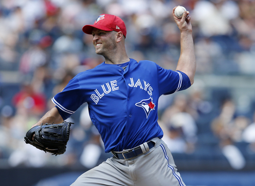 Sabathia stumbles in his DL return; Blue Jays top Yanks 4-1