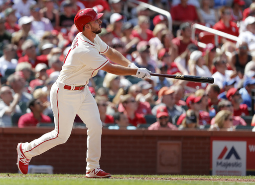 DeJong homers, has 4 hits as Wainwright, Cards beat Mets 4-1