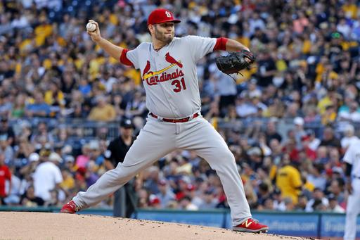 Lynn shuts down Pirates as Cardinals cruise 4-0
