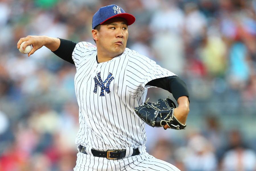 Tanaka dominant as Yankees keep Blue Jays reeling