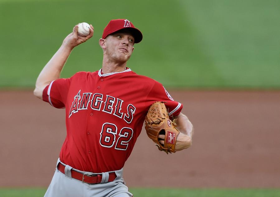 Bridwell shines as Angels beat Twins 2-1