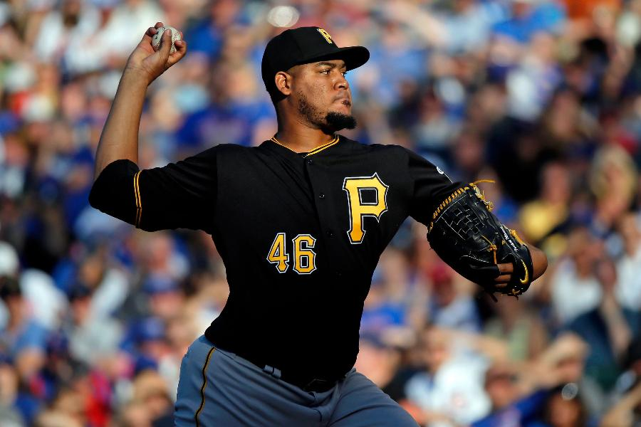 Gregory Polanco, Ivan Nova power Pirates over Cubs 4-2
