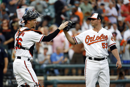Orioles rally past Mariners 8-7 for 7th straight victory