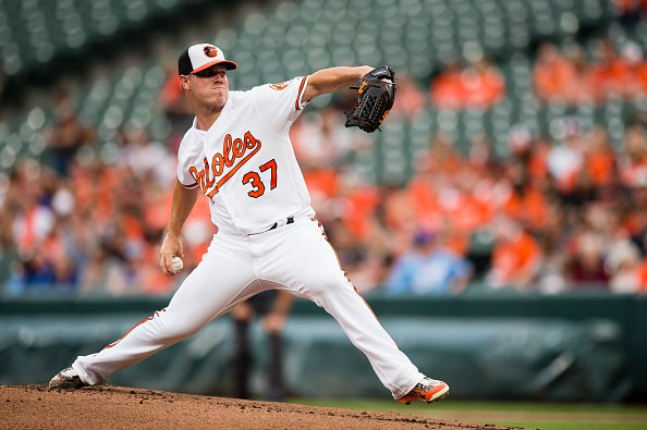 Bundy pitches 8 strong innings as Orioles beat Royals 7-2