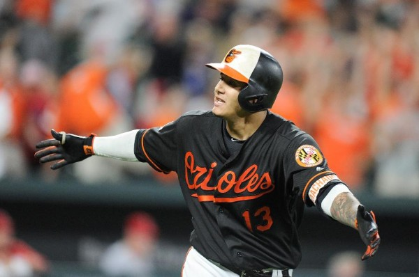 Manny Machado to play SS in 2018