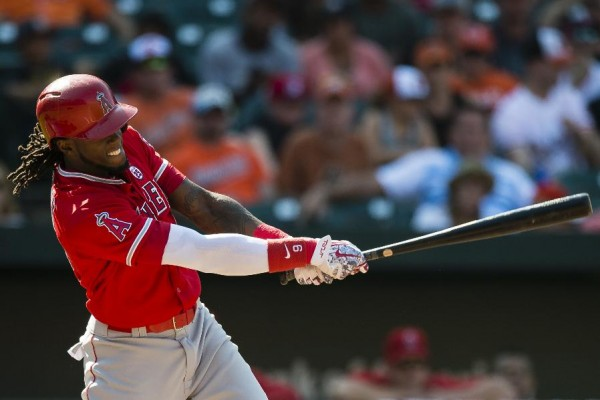 Astros claim Cameron Maybin from Angels