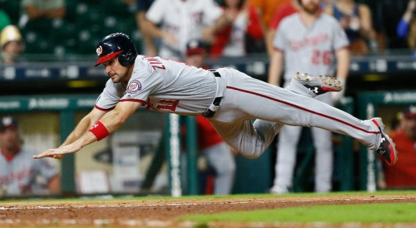 Rendon's big game helps Nats over Astros 5-4 in 11 innings