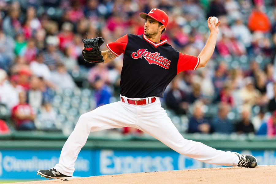 Merritt pitches Indians to 4-0 win over Royals